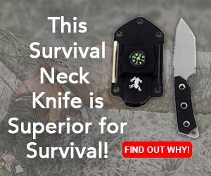 Survival Neck Knife